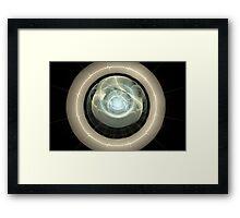 Intergalactic Stargate Framed Print