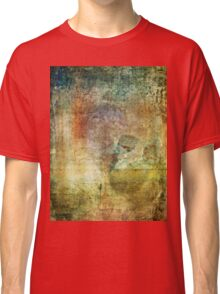 Superimposed <self portrait> Classic T-Shirt