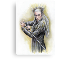 King of Mirkwood Canvas Print