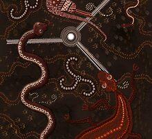 3 Billabongs by Skye Ryan-Evans