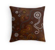 Desert Dreaming Throw Pillow