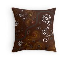Desert Dreaming Throw Pillow