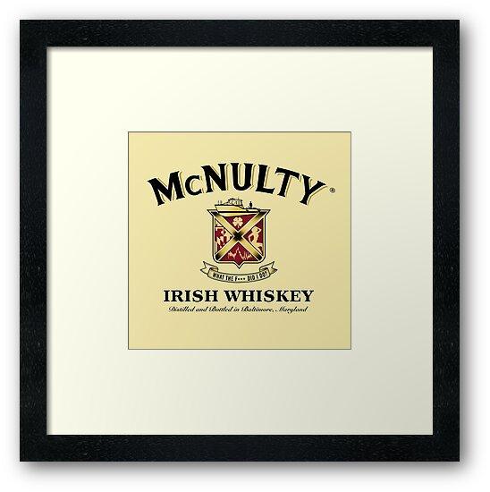 McNulty Irish Whiskey by qetza