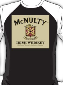 McNulty Irish Whiskey T-Shirt