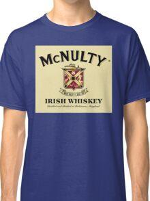 McNulty Irish Whiskey Classic T-Shirt