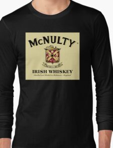 McNulty Irish Whiskey Long Sleeve T-Shirt
