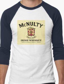 McNulty Irish Whiskey Men's Baseball ¾ T-Shirt