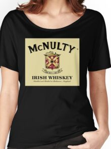 McNulty Irish Whiskey Women's Relaxed Fit T-Shirt