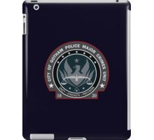 Gotham City Police Major Crimes Unit - Pocket Logo iPad Case/Skin