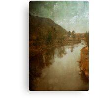 River Severn ii Canvas Print