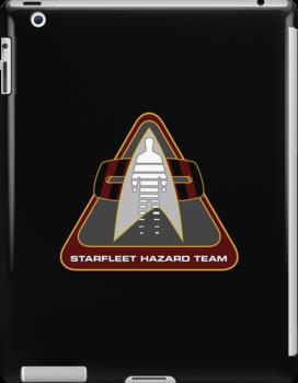 Starfleet Hazard Team Updated Logo by Christopher Bunye