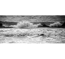 Breakers!  Photographic Print