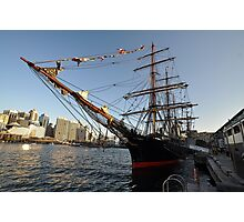 James Craig @ Darling Harbour, Sydney, Australia 2013 Photographic Print