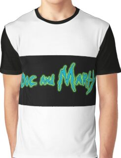 Rick and Morty? Graphic T-Shirt
