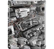 NY BW iPad Case/Skin