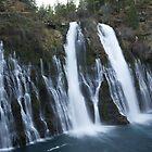 Burney Falls by Cathy L. Gregg