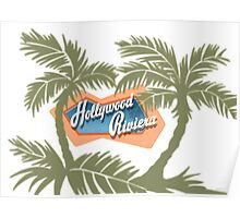 The Hollywood Riviera Poster