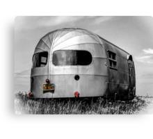 Classic Airstream Caravan.  Canvas Print