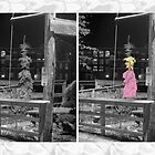 Lady Waiting in Tree by jonsanders