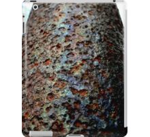 Pitted Oil iPad Case/Skin