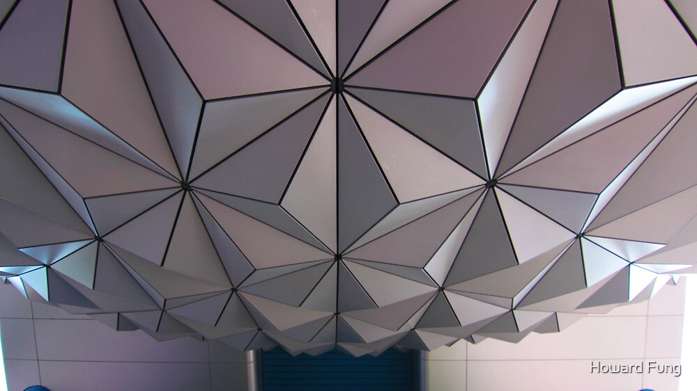 Epcot by Howard Fung