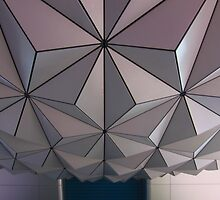 Epcot by howeirdd