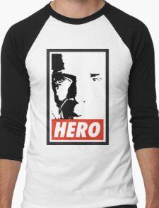 "Sergeant Nicholas Brody ""Hero"" Men's Baseball ¾ T-Shirt"