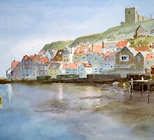 Whitby by HurstPainters
