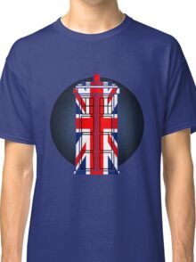 Dr Who - Jack Tardis  Classic T-Shirt
