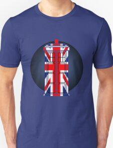 Dr Who - Jack Tardis  T-Shirt