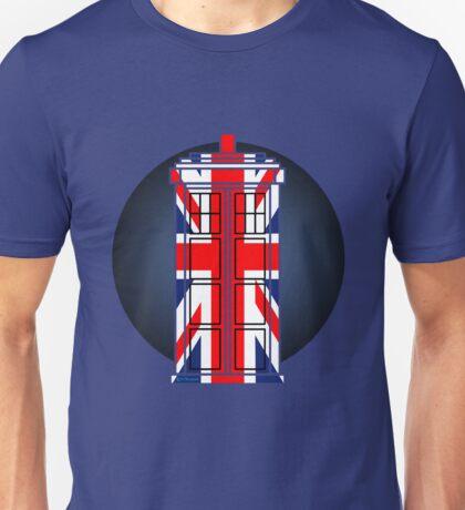 Dr Who - Jack Tardis  Unisex T-Shirt