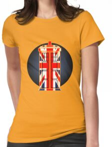 Dr Who - Jack Tardis  Womens Fitted T-Shirt