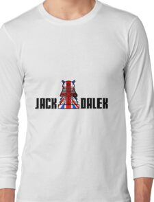 Dr Who - Jack Dalek T2 Long Sleeve T-Shirt