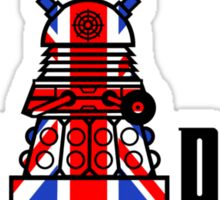 Dr Who - Jack Dalek T2 Sticker