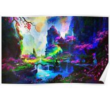 fantasy valley 4 Poster