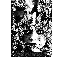 X Files Babe. Photographic Print