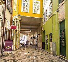 Deep inside in Aveiro by João Figueiredo