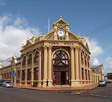 Town Hall York by kalaryder