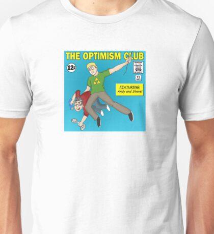 The Optimism Club Logo - Standard Unisex T-Shirt