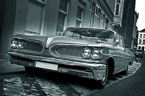 Ford Pontiac Mono by Steve Woods