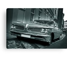 Ford Pontiac Mono Canvas Print