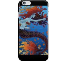 Nautical Mermaid iPhone Case/Skin