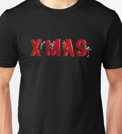 xmas girls Unisex T-Shirt