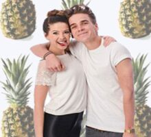 Zoe and Joe Sugg Sticker
