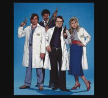 Garth Marenghi's Darkplace by ReZourceman