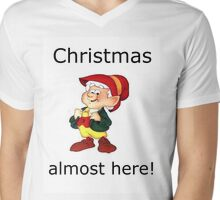 Christmas! Mens V-Neck T-Shirt