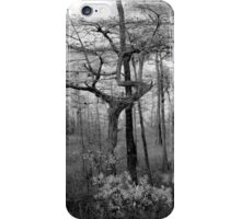 Black and White Swamp iPhone Case/Skin