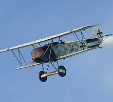 Fokker D-VII Replica by Barry Culling