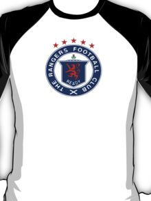 Rangers Old meets new roundel logo T-Shirt