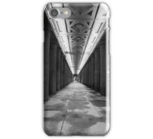 Hallway - Berlin iPhone Case/Skin